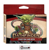 PATHFINDER - 2nd Edition - Condition Card Deck