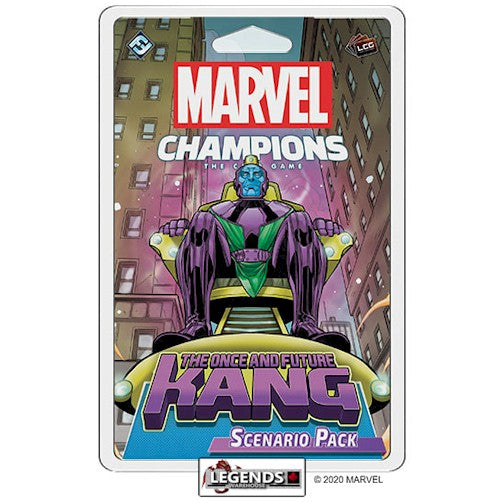 MARVEL CHAMPIONS - LCG - The Once & Future Kang Scenario Pack