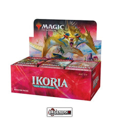 MTG - IKORIA: LAIR OF THE BEHEMOTHS - BOOSTER BOX - ENGLISH