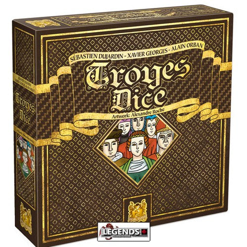TROYES - DICE