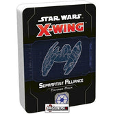 STAR WARS - X-WING - 2ND EDITION  - Separatist Alliance Damage Deck