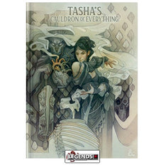DUNGEONS & DRAGONS - 5th Edition RPG:  Tasha's Cauldron of Everything (Hardcover) (Alternate Art)
