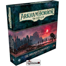 ARKHAM HORROR - LCG -  THE INNSMOUTH CONSPIRACY DELUXE EXPANSION