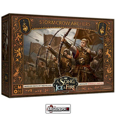 A Song of Ice & Fire: Tabletop Miniatures Game - STORMCROW ARCHERS  #CMNSIF512