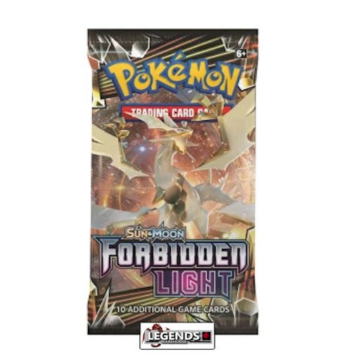 POKEMON - Sun and Moon: FORBIDDEN LIGHT- BOOSTER PACK