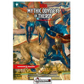 DUNGEONS & DRAGONS - 5th Edition RPG:  MYTHIC ODYSSEYS OF THEROS HC