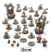 BLOOD BOWL - Blood Bowl Team – SNOTLING - Crud Creek Nosepickers