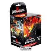 DUNGEONS & DRAGONS ICONS -  FANGS AND TALONS - Booster Box