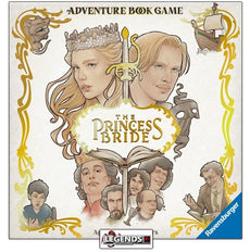 THE PRINCESS BRIDE - ADVENTURE BOOK GAME