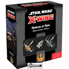 STAR WARS - X-WING - 2ND EDITION  - HERALDS OF HOPE   Expansion Pack