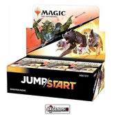 MTG - JUMP START - BOOSTER BOX - ENGLISH   (PRE-ORDER)