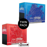 POKEMON - SWORD AND SHIELD - BATTLE STYLES : ELITE TRAINER BOX - TWIN PACK   (PRE-ORDER)