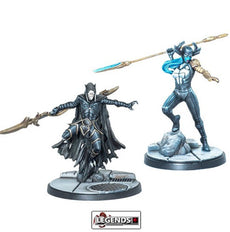 MARVEL CRISIS PROTOCOL - Corvus Glaive & Proxima Midnight Character Pack