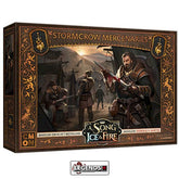A Song of Ice & Fire: Tabletop Miniatures Game - STORMCROW MERCENARIES  #CMNSIF511