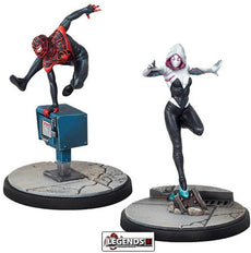 MARVEL CRISIS PROTOCOL - GHOST-SPIDER & SPIDER-MAN
