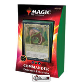 MAGIC COMMANDER - 2020 -  - IKORIA - ENHANCED EVOLUTION DECK