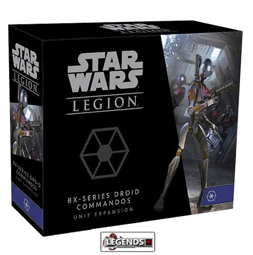STAR WARS - LEGION - BX-series Droid Commandos Unit Expansion