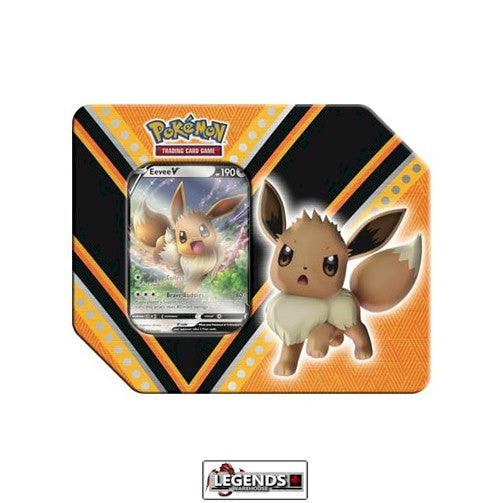 POKEMON - EEVEE V POWERS TIN