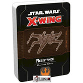 STAR WARS - X-WING - 2ND EDITION  - Resistance Damage Deck