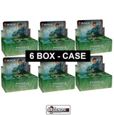 MTG - ZENDIKAR RISING - DRAFT - 6 BOOSTER BOX CASE- ENGLISH