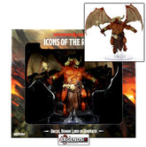 DUNGEONS & DRAGONS ICONS - ORCUS - DEMON LORD OF UNDEATH   PREMIUM FIGURE