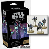 STAR WARS - LEGION -  Republic Specialists Personnel Expansion