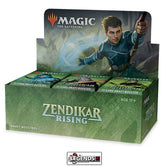 MTG - ZENDIKAR RISING - DRAFT - BOOSTER BOX - ENGLISH