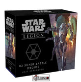 STAR WARS - LEGION - B2 Super Battle Droids Unit