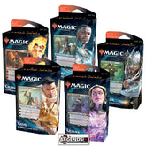 MTG - CORE SET 2021 PLANESWALKER DECK SET (Set of 5) - ENGLISH