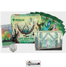 MTG - ZENDIKAR RISING - (GIFT EDITION) - PREMIUM BUNDLE - ENGLISH