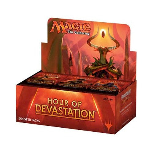 MTG - HOUR OF DEVASTATION BOOSTER BOX - ENGLISH
