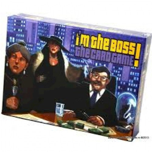 I'M THE BOSS! - THE CARD GAME