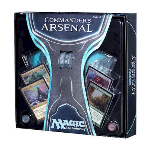 MAGIC COMMANDER - COMMANDER'S ARSENAL