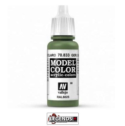 Vallejo Model Color 70.833 German Cam Bright Green
