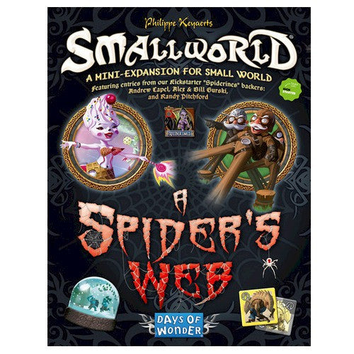 SMALLWORLD - A SPIDER'S WEB