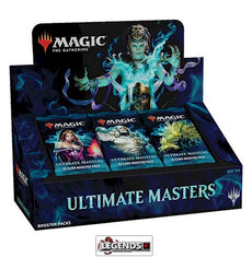 MTG - ULTIMATE MASTERS BOOSTER BOX - ENGLISH