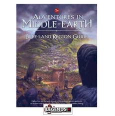 ADVENTURES IN MIDDLE-EARTH RPG - BREE-LAND REGION GUIDE