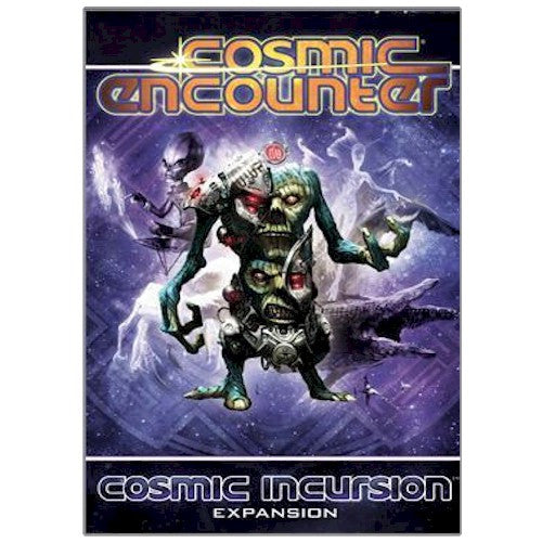 COSMIC ENCOUNTER - Cosmic Incursion Expansion