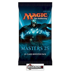 MTG -  MASTERS 25  BOOSTER PACK - ENGLISH