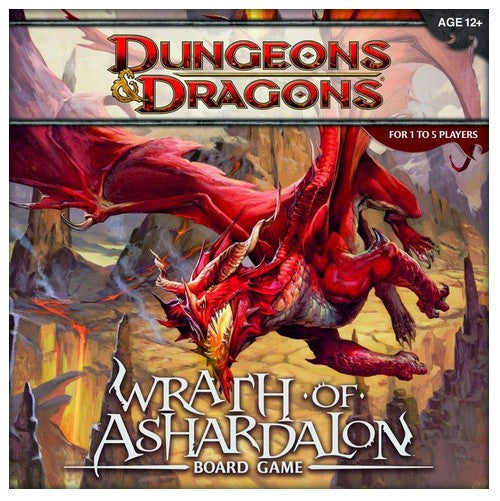 DUNGEONS & DRAGONS - WRATH OF ASHARDALON