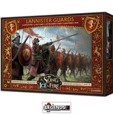 A Song of Ice & Fire: Tabletop Miniatures Game - Lannister Guardsmen Product #CMNSIF201