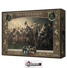 A Song of Ice & Fire: Tabletop Miniatures Game -  Savage Giants