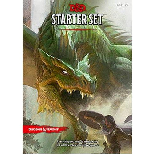 DUNGEONS & DRAGONS - 5th Edition RPG: Starter Set