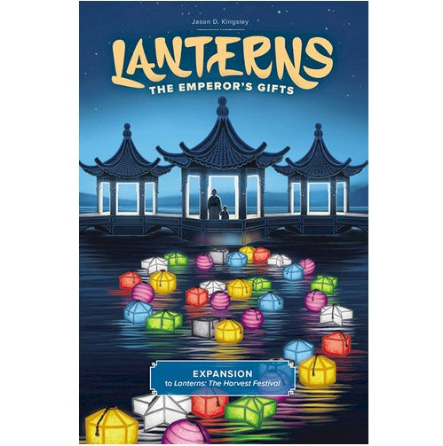 LANTERNS: THE EMPEROR'S GIFTS