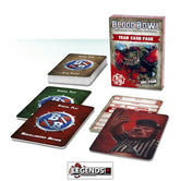 BLOOD BOWL - Blood Bowl Team Card Pack – Orcs