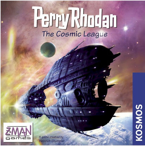 PERRY RHODAN - COSMIC LEAGUE