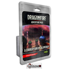 DRAGONFIRE - ADVENTURES - CORRUPTION IN CALISHAM