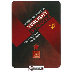 TWILIGHT STRUGGLE - TURN ZERO EXPANSION