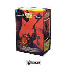 DRAGON SHIELD DECK SLEEVES  • HALLOWEEN 2019 LIMITED EDITION - MATTE ART SLEEVES