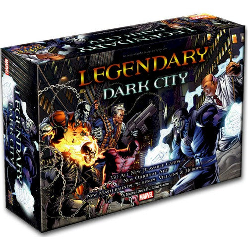 LEGENDARY : A Marvel Deck Building Game - Dark City
